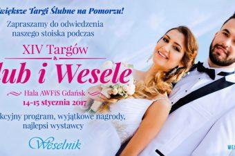 Targi Ślub i Wesele 2017 Gdańsk