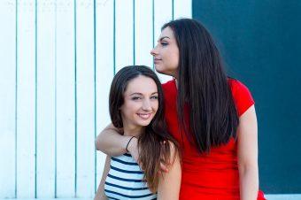 Siostra – najlepsza z druhen! Sylwia i Ewelina