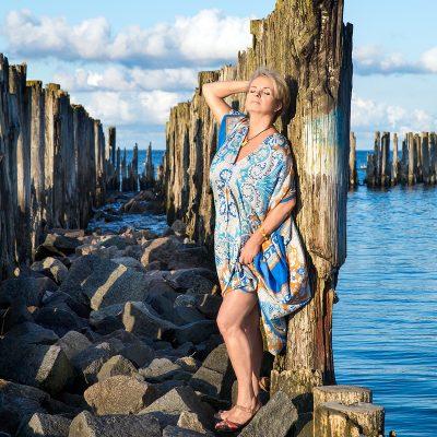 sesja plenerowa fotografia kobieca Gdynia Sopot Trojmiasto