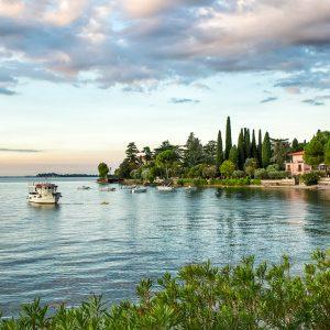 Toscolano, Lago di Garda, Włochy